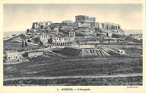 BR45332-Athenes-l-acropole-greece-athens