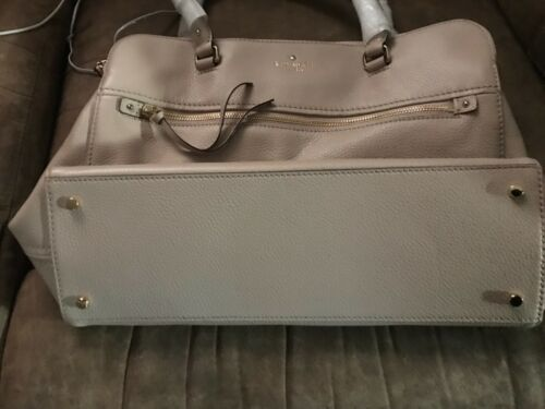 Nie Satchel Large Dusty Noch Spade Kate Getragen Pink FwqY7q6ISP