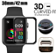 3D-Tempered-Glass-Screen-Protector-For-iWatch-Apple-Watch-4-3-2-1-38-42-40-44mm thumbnail 1