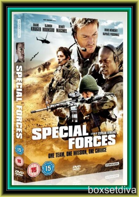 SPECIAL FORCES  **BRAND NEW DVD **