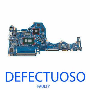 Platte-Hauptplatine-Beschaedigt-hp-14-ce005ns-i5-8250U-Fehlerhafte-Motherboard