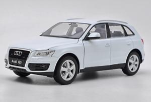 Welly-1-24-Audi-Q5-White-Diecast-Model-Car-New-in-Box
