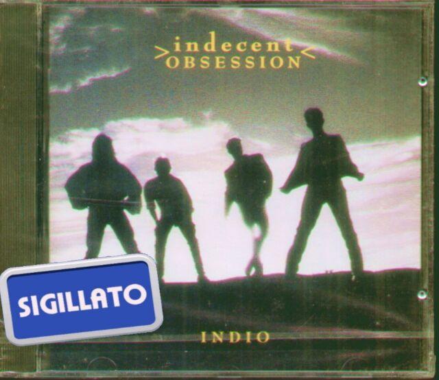 "INDECENT OBSESSION "" INDIO "" CD SIGILLATO  MCA 1992 BMG"