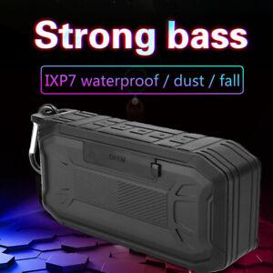 X2 Sans Fil Bluetooth 5.0 Haut-parleur portable subwoofer extérieur étanche IPX7 USB