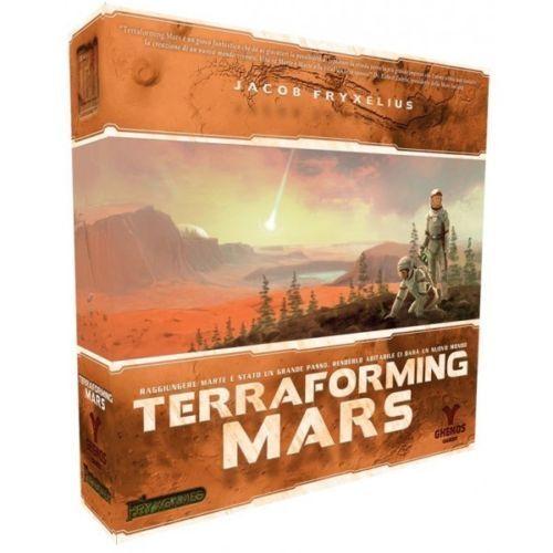 nuovo stile Terraforming Terraforming Terraforming Mars - Gioco da Tavolo - NUOVO Italiano  fino al 60% di sconto