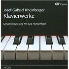 Joseph Rheinberger - Josef Gabriel Rheinberger: Klavierwerke (2011)