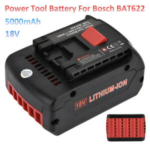 5000mAh-5-0Ah-18V-Li-ion-Battery-For-Bosch-BAT622-24618-01-3601H61S10-17618-01