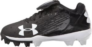 70b7491a69f6 Under Armour UA MLB Switch Low Jr. Molded Baseball Cleats Size 5.5Y ...