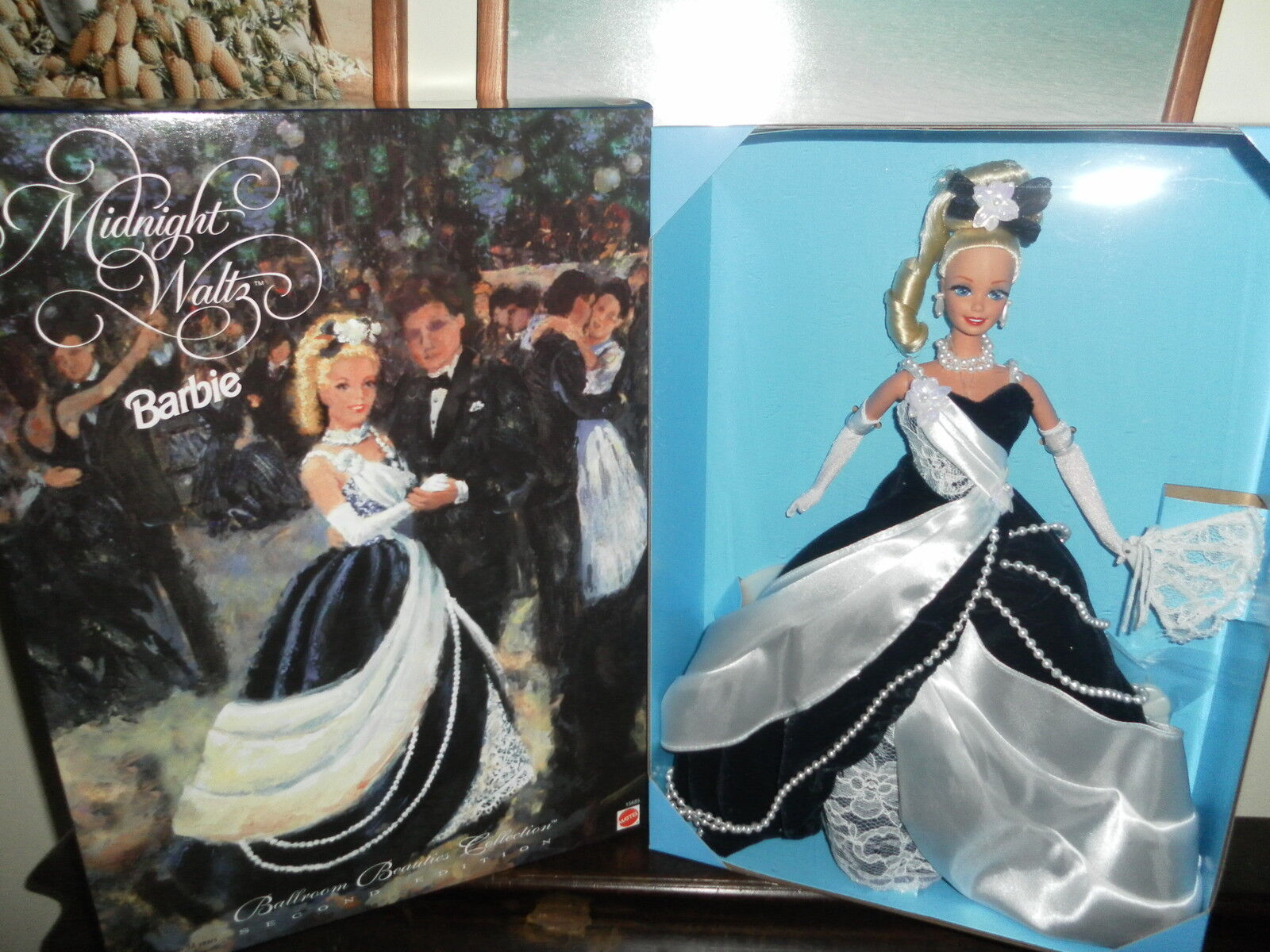 Barbie  MIDNIGHT WALTZ BtuttiROOM  BEAUTIES   NRFB  Felice shopping