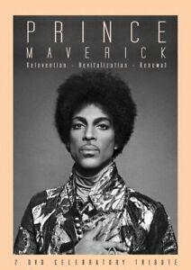 Prince-Maverick-2-DVDs-Tribute-New-DVD