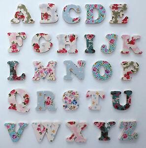 Filles floral alphabet en bois lettres enfants des noms  </span>