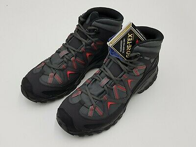 Salomon Bekken Mid GTX W Damen Trekkingschuhe Outdoor Schuhe