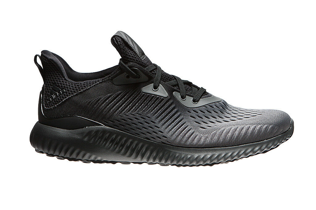 Adidas Men's 13 AlphaBounce EM Black/Grey BY4263 Sz 8 - 13 Men's b733ad