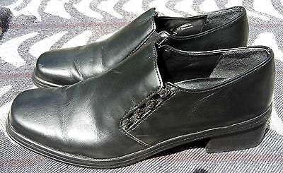 Gabor - schwarze Halbschuhe - Größe 5 - 38
