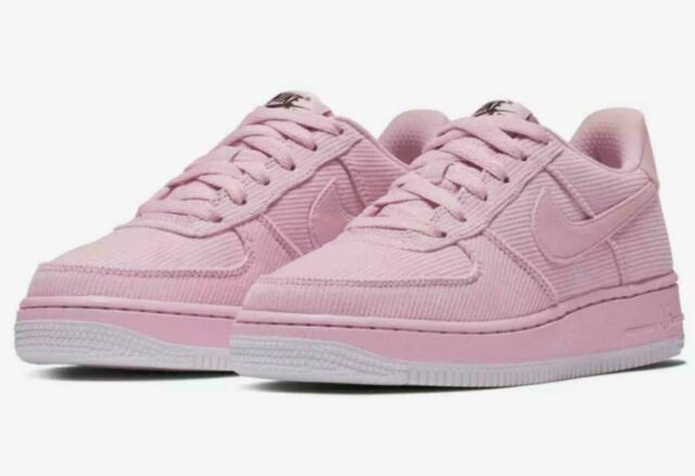 Papá Aprendiz Disco  Nike Air Force 1 Lv8 Style (gs) Shoes Size 6.5y Light Arctic Pink Ar0736  600 for sale online | eBay