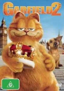 Garfield-2-DVD-Region-4-New-and-Sealed