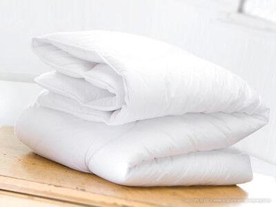 Anti Allergy Hollowfibre Duvet 13.5 Tog Single Double King Size Quilt Bedding
