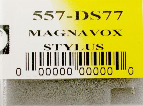 198 557-DS77 Needle Stylus Magnavox Micromatic AC400 N2-sd 275 EV 168 199