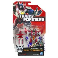 Hasbro Transformers Generations Fall Of  Cybertron Wars Starscream Toys Figure
