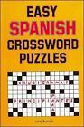 Easy Spanish Crossword Puzzles by Jane Burnett (Paperback, 1984)