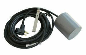 Liberty Pumps K001001 Standard Float Control with series plug 110 Volt
