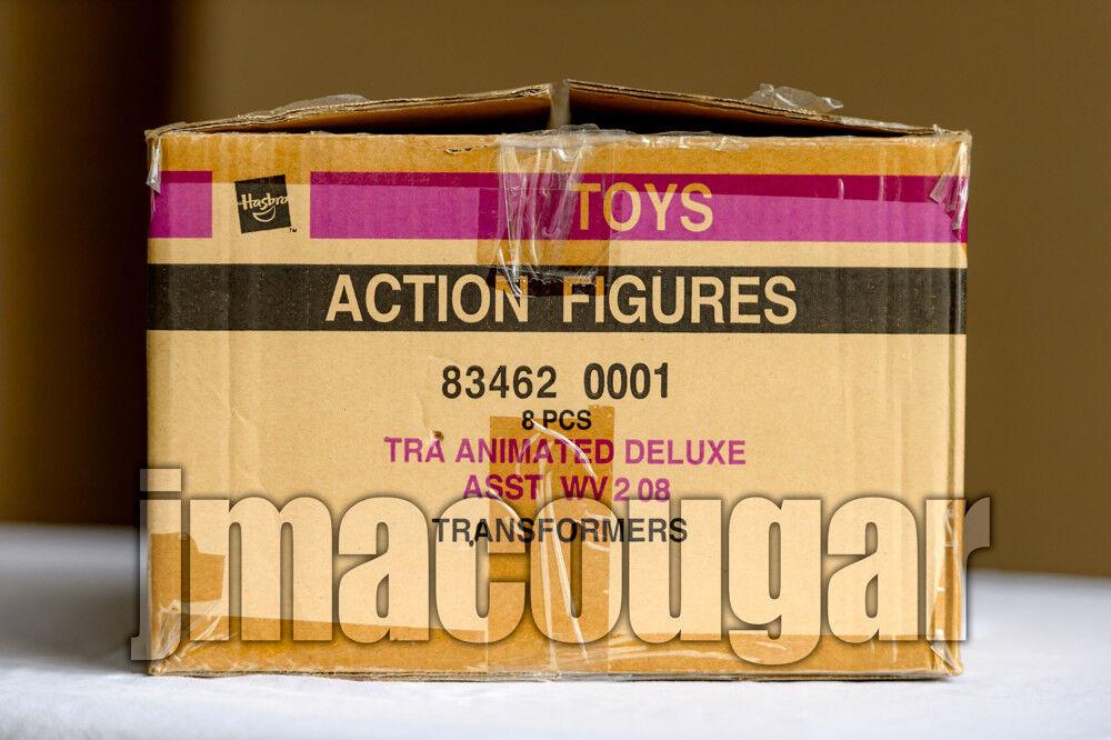 más descuento Transformers Animated Deluxe Wave Wave Wave 2 caso-libre, bloqueo, Trinquete, Optimus  exclusivo