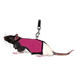 Trixie-Conjunto-de-animales-pequenos-para-ratas-nailon-NUEVO