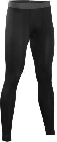 Sub Sports Core Compression Mens Running Tights Black Long Base Layer Leggings