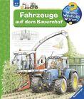 Fahrzeuge auf dem Bauernhof von Andrea Erne (2016, Ringbuch)