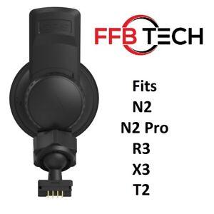 Vantrue-N2-N2-Pro-T2-R3-X3-Dash-Cam-Suction-Cup-Mount-w-GPS-Receiver-Windows