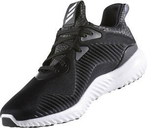 89 NIB Men s New Adidas Alpha Bounce RC AlphaBounce Shoes Black ... 2b31e2f194