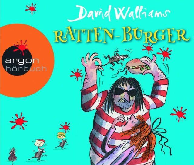RATTEN-BURGER - THALBACH,KATHARINA  3 CD NEW