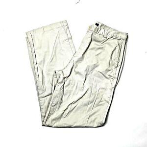 POLO-BY-RALPH-LAUREN-KHAKI-PANTS-BOYS-TAG-20-ACTUAL-SIZE-31-DRESS-CASUAL-762