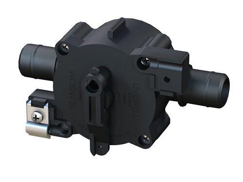 MPV-04-RN01 Rear Cable Flow-Rite 3-Position Select Valve Fill//Recirc//Empty