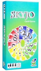 Magilano-SKYJO-Kartenspiel-Familien-Kinder-Spiel-Spiele-Abend-Gesellschaftsspiel