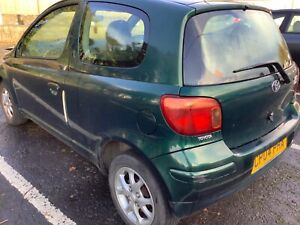 Toyota-yaris-d4d-free-local-delivery-spares-or-repair