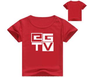 EGTV Ethan Gamer TV baby Kid T-Shirt  AU Shop