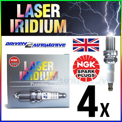 Ninja 4 Plugs 4x NGK Iridium Spark Plugs KAWASAKI ZX10R ZX-10R