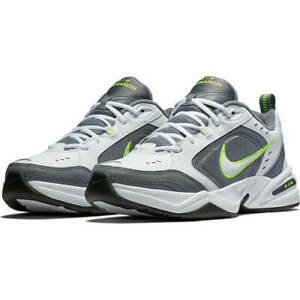 Nike-Air-Monarch-IV-White-Multi-Size-US-Mens-Athletic-Running-Shoes-Sneakers
