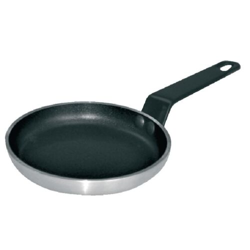 SPECIAL OFFER Set of 3 Vogue Heavy Duty Non Stick Pans Aluminium Coating