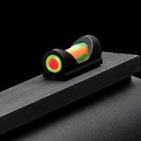 TruGlo Fat Bead Dual Color/Universal Fiber Optic Shotgun Sight, TG948UD