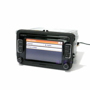 Set-Radio-RCD510-USB-AUX-Cable-RVC-MP3-IPOD-w-CODE-for-VW-Golf-Passat-Tiguan