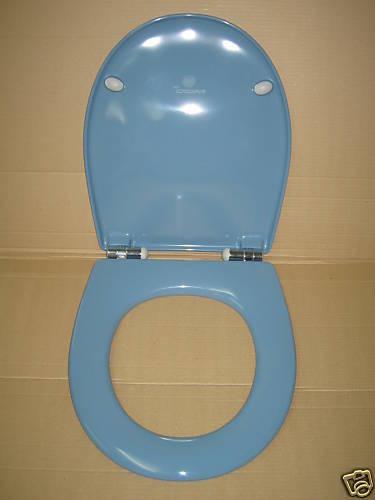 758 Lift Off Pressalit Scandinavia Plus Toilettendekckel Bermudablau Nr