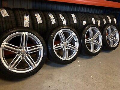 Fin Find Audi Rs6 i Fælge med dæk og tilbehør - Køb brugt på DBA IR-67