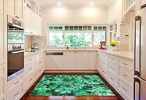 3d Belles Plantes Vertes 17 Decor Mural Murale De Mur De Cuisine Aj