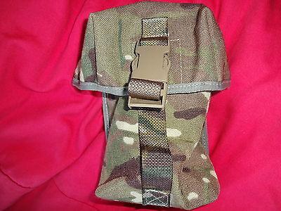 rucksack 100 Rnd multicam bag molle BRITISH LMG POUCH MTP