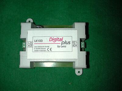 Ambizioso Lenz Dcc Elektronik Gmbh Lk100 Railcom Retromarcia Loop Modulo - Eccellente Ricco E Magnifico