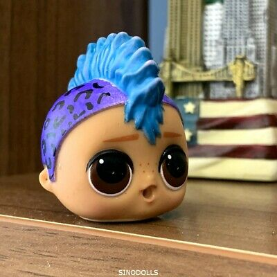 A original head For LOL Surprise Doll PUNK BOI BOY SERIES color change sdit