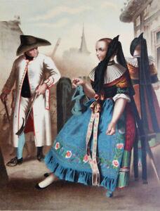 Braunsrhweig-27-German-national-costume-1888-1890-Color-chromolithograph