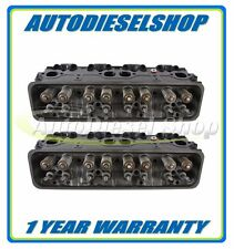 ENGINETECH COMPLETE CYLINDER HEADS FOR '96-02 SBC 5.7L CHEVROLET GMC CH1062R